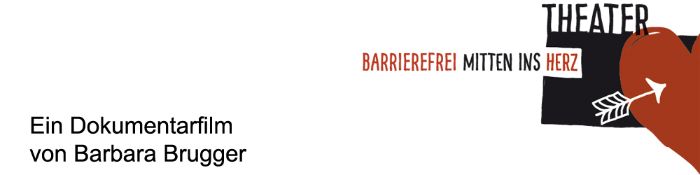 Theater barrierefrei - Filmbanner